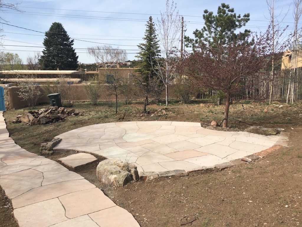 Flagstone Patio copy